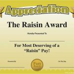 Free Printable Funny Certificate Templates