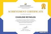 Free School Certificate Templates 6