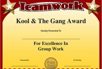 Funny Certificate Templates 10