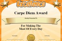 Funny Certificate Templates 11