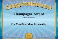 Funny Certificate Templates 5
