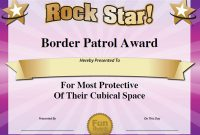 Funny Certificate Templates 8