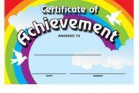 Kids Award Certificate Template 7