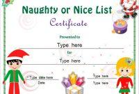 Kids Gift Certificate Template 0