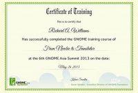 Leadership Award Certificate Template6