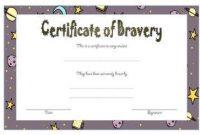Life Saving Award Certificate Template 9