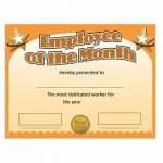 Manager Of the Month Certificate Template