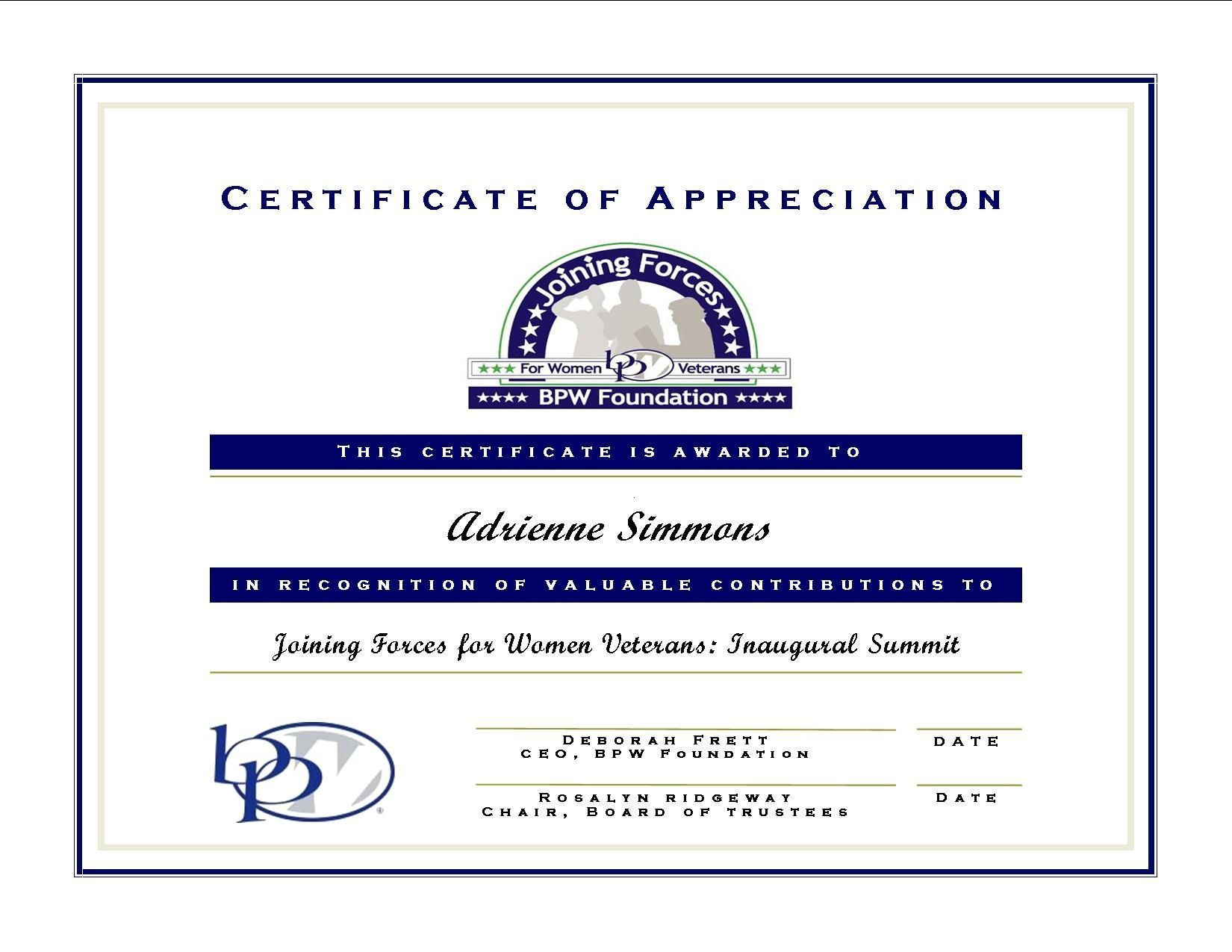 Manager Of The Month Certificate Template 9