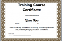 Template for Certificate Of Appreciation In Microsoft Word0