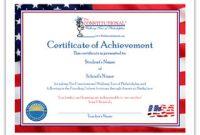 Walking Certificate Templates 9