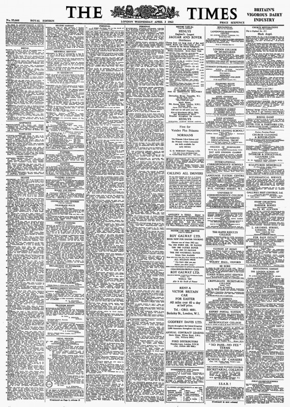 Baby Death Certificate Template Unique The Times Archive The Times The Sunday Times