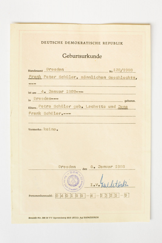 Build A Bear Birth Certificate Template Awesome forced Adoptions In East Germany Continue to Cause Pain