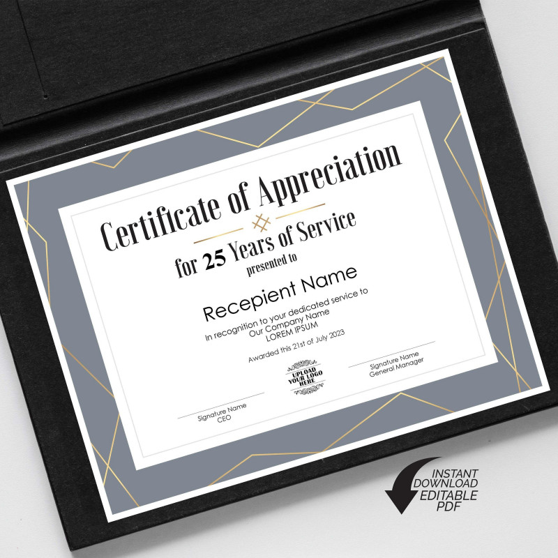 Certificate Of ordination Template New 330 Best Editable Certificates Awards Images In 2020