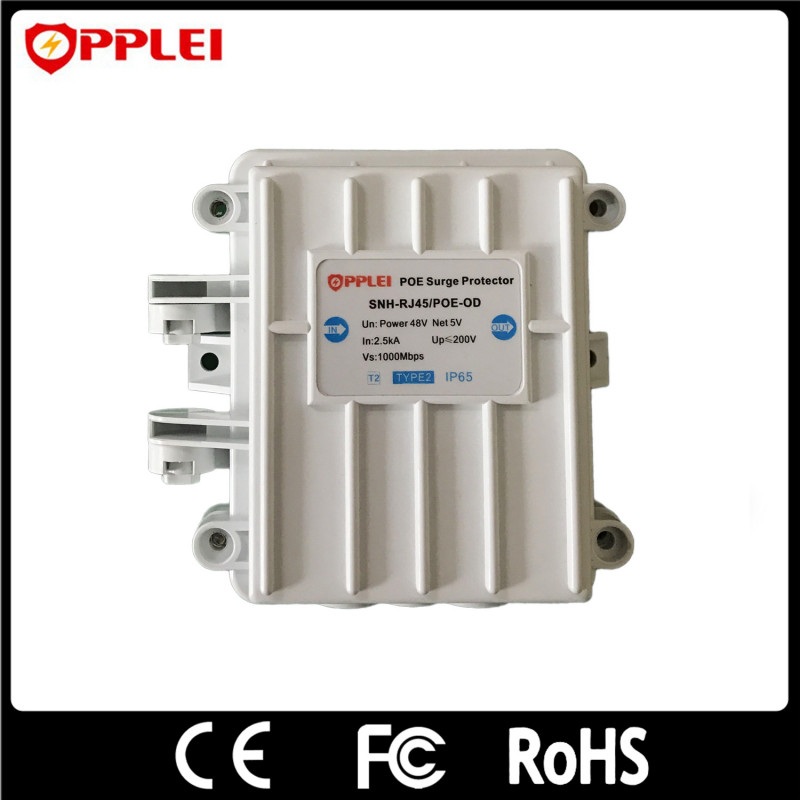 Electrical Installation Test Certificate Template Awesome Hot Item Outdoor Ip65 Cat5 Cat6 Poe Surge Protection Device