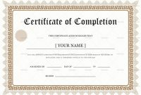 Funny Certificates for Employees Templates Awesome Bachelor Degree Completion Certificate Template Graduation