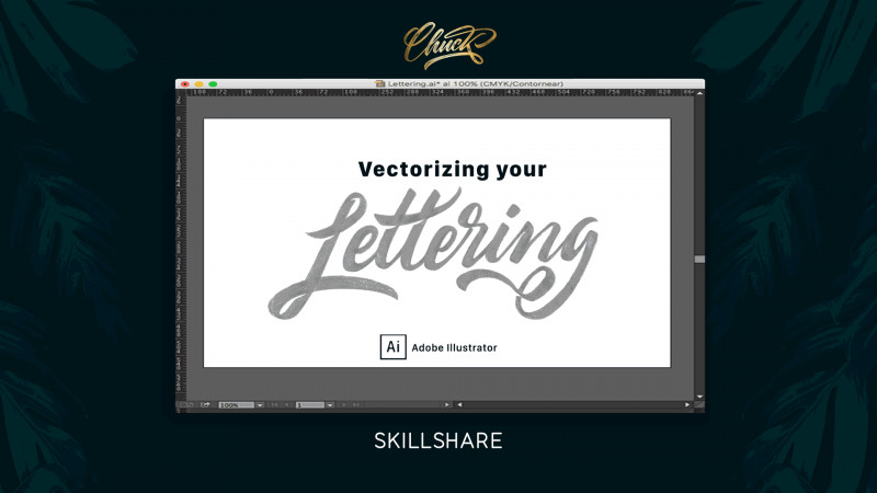 Movie Gift Certificate Template Unique Digitize Your Lettering Like A Pro With Adobe Illustrator
