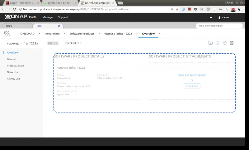Pages Certificate Templates New Vcpe Use Case Tutorial Design and Deploy Based On Onap