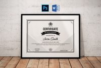 Printable Certificate Of Recognition Templates Free Unique Certificate Template Certificate Of Appreciation