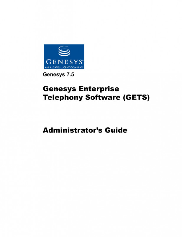 Vbs Certificate Template Awesome Genesys 7 5 Gets Administrators Guide Manualzz