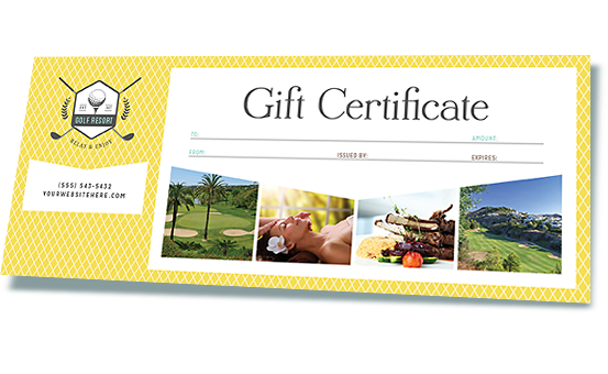 Gift Certificate Template Publisher 3
