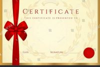 Scroll Certificate Templates 7