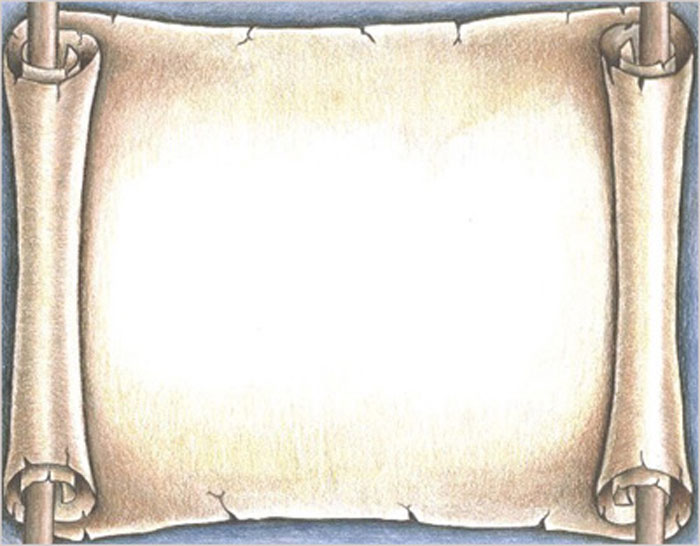 Scroll Certificate Templates 9