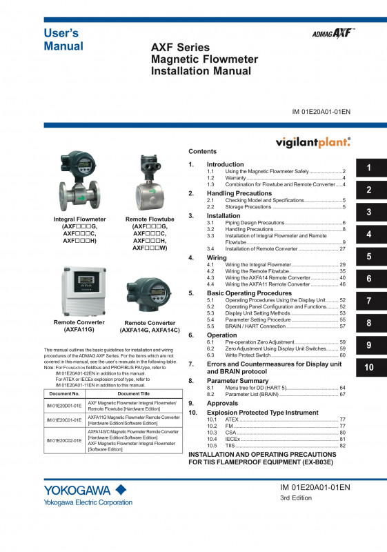 99.1 X 67.7 Mm Label Template Unique Yokogawa 3 Axf Manual Pages 1 50 Text Version Anyflip