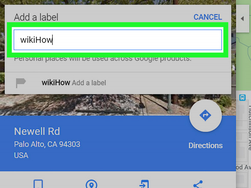 Address Label Template for Mac New How to Add Labels On Google Maps On Pc or Mac 7 Steps