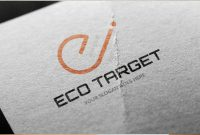 Artwork Label Template Awesome Eco Target Logo Template with Images Logo Templates