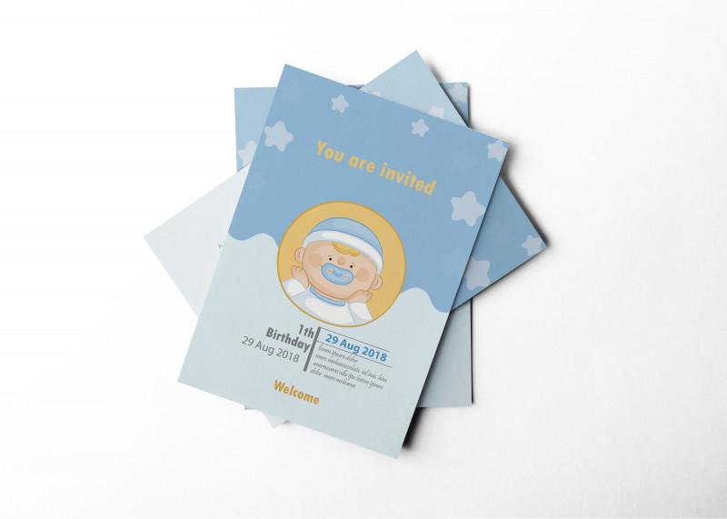 Birthday Labels Template Free Unique Unique Baby Shower Invitation Design Template Psd Mockup