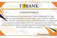 Blank Bank Statement Template Download Unique T Bank Ltd Your Personal Bank