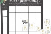 Blank Bridal Shower Bingo Template New 25 Rustic Vintage Pink Flower Bingo Game Cards for Bridal Wedding Shower and Bachelorette Party Bulk Blank Squares Gift Ideas Funny Supplies Bride