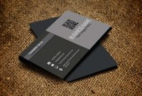 Blank Business Card Template Psd Awesome 20 Free Indesign Business Card Template Free Business Card