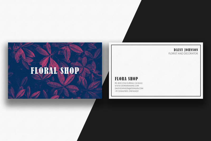 Blank Business Card Template Psd New 150 Free Business Card Psd Templates