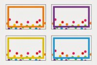 Blank Candyland Template New Pin by Gremieann Hilario On Labels Party Printables Free