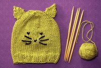 Blank Cat In the Hat Template Unique Free Knitting Pattern for A Childs Cat Hat