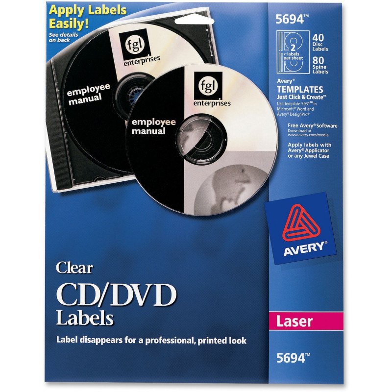 Blank Cd Template Word Awesome Office Depot