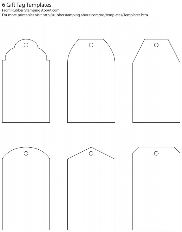 Blank Coupon Template Printable Awesome Free and Whimsical Printable Gift Tag Templates Templates