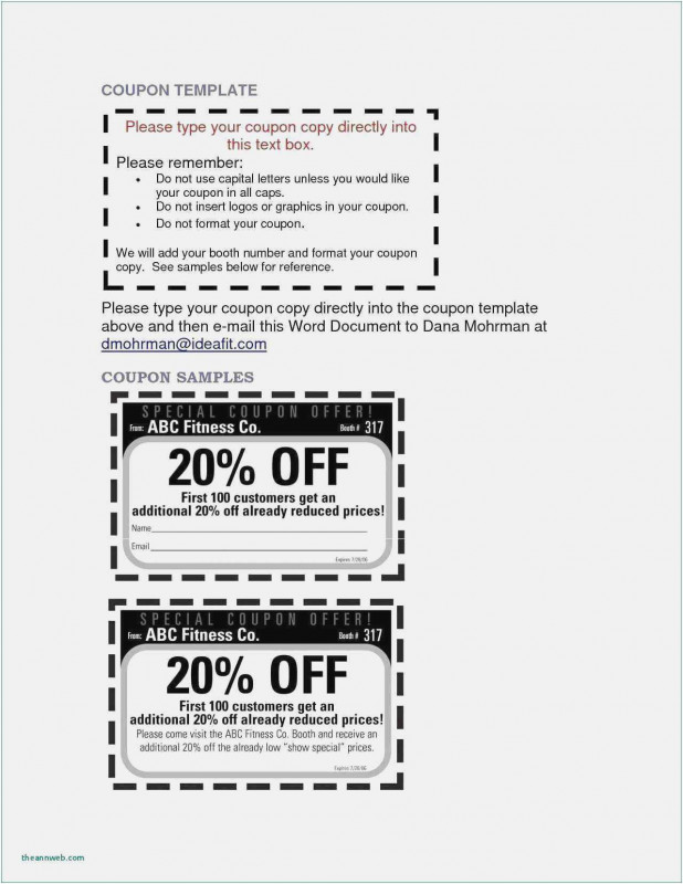 Blank Coupon Template Printable Unique Microsoft Business Card Template Apocalomegaproductions Com