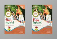 Blank Football Field Template New Family Fun Day Flyer Template Family Fun Day Family Fun