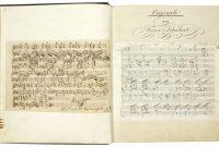 Blank Four Square Writing Template Unique Autographs Music 209 304 Antiquariat Inlibris