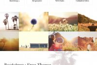 Blank HTML Templates Free Download New Free Download Bootstrap Image Gallery theme