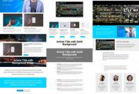 Blank HTML Templates Free Download Unique Mobirise Free Website Builder Version History