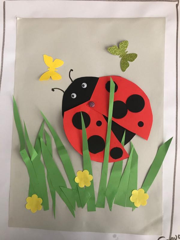 Blank Ladybug Template New 107 Best Borua¾a—la—s Images In 2020 Ladybug Ladybug Crafts