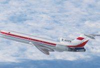 Blank Luggage Tag Template New Tupolev Tu 154 Wikipedia