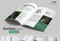 Blank Magazine Template Psd Unique Brochure Magazine Mockups by Simon Henke On Dribbble