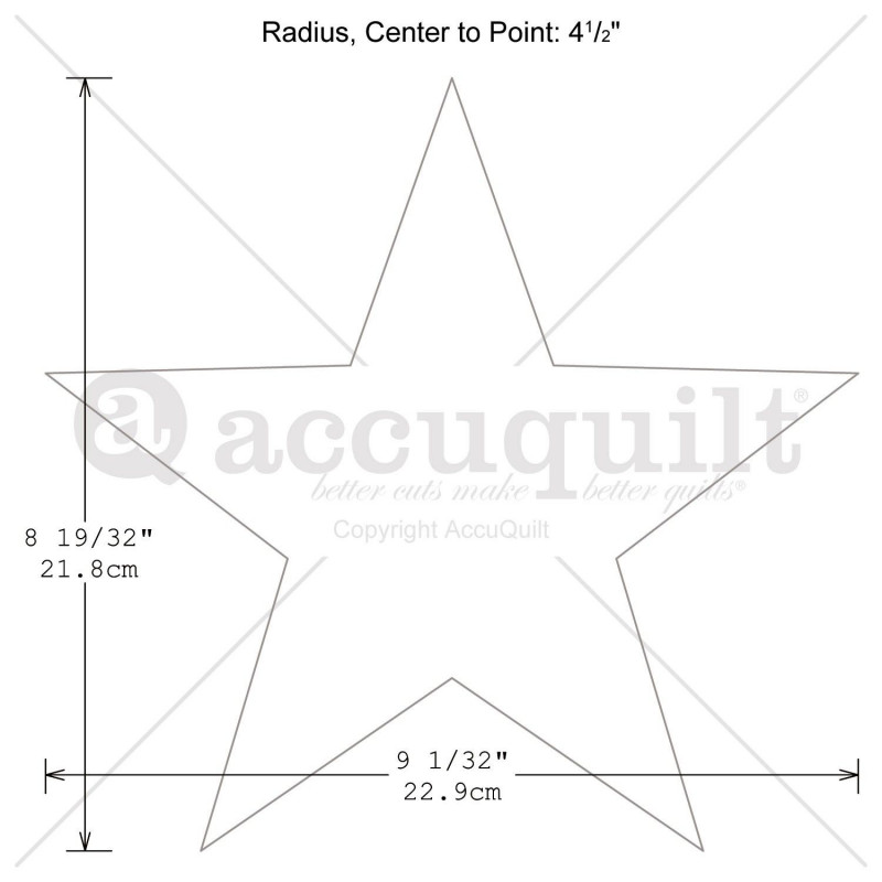 Blank Pattern Block Templates New Five Point Star Quilt Pattern Go Star 5 Point