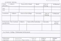 Blank Pay Stub Template Word New Blank Resume format Free Download 79 Interesting Sample