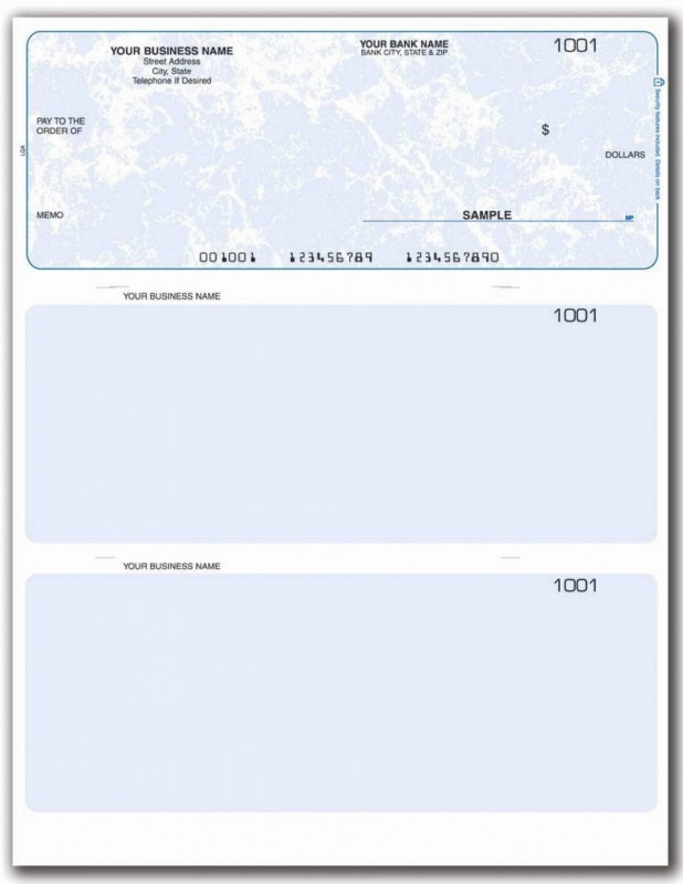 Blank Pay Stub Template Word Unique 004 Striking Business Check Template Word Picture Addictionary