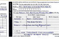 Blank Payslip Template Unique Axis Bank Cheque Deposit Slip